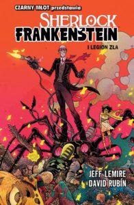 Sherlock Frankenstein i Legion Zła Okładka Gitarą Rysowane
