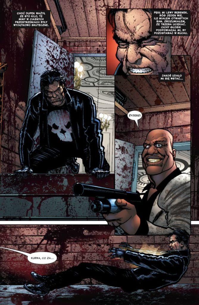 Punisher Max t. 5 1 Gitarą Rysowane