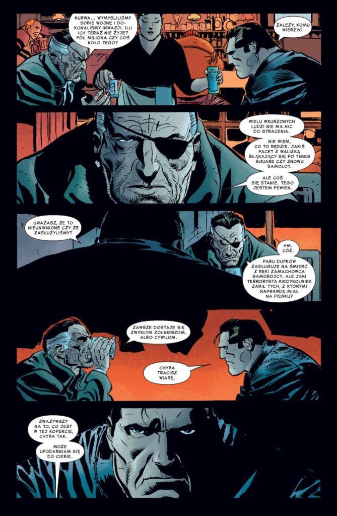 Punisher Max t. 5 2 Gitarą Rysowane