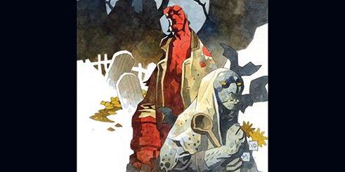 Hellboy tom 4 Lichwiarz / Trollowa wiedzma Imaginaria