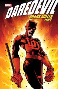 Daredevil. Frank Miller t 1 Okładka Gitarą Rysowane