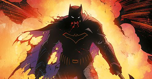 Batman Metal tom 1 Mroczne dni Imaginaria