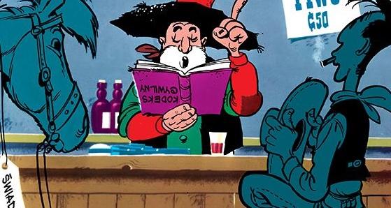 """Ołówkiem 23 Komiksy dla """"młodszych"""" czytelników 3 Imaginaria"""