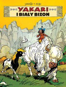 Yakari i biały bizon Okładka Gitarą Rysowane