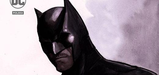 Batman. Mroczny książę z bajki Gitarą Rysowane