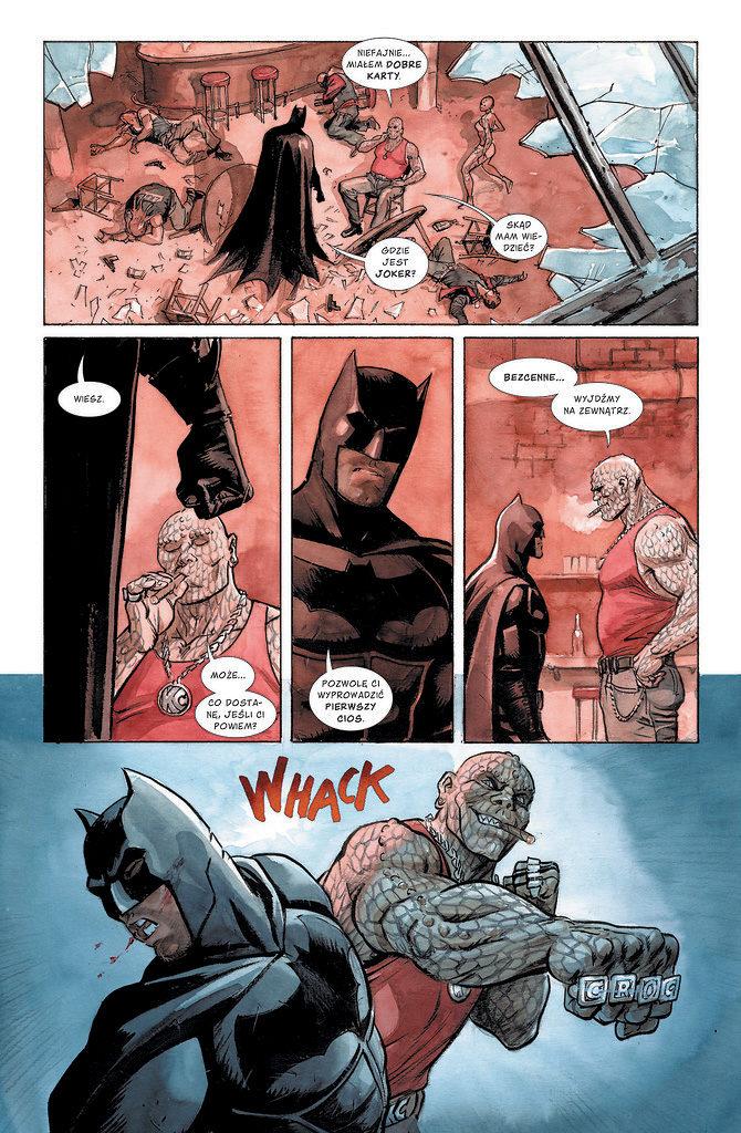 Batman. Mroczny książę z bajki 1 Gitarą Rysowane