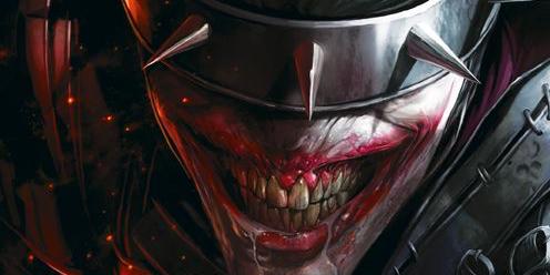 Batman Metal tom 2 Mroczni Rycerze Gitarą Rysowane