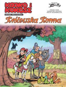 Kajko i Kokosz - Nowe Przygody Królewska konna Gitarą Rysowane