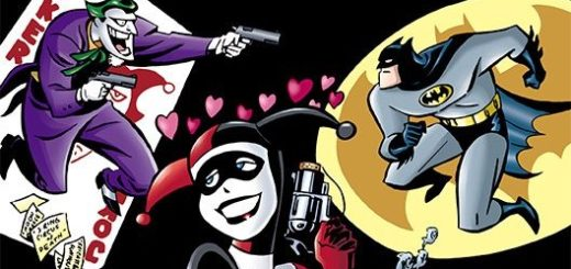Batman Szalona miłość i inne opowieści Imaginaria
