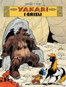 Yakari i grizly okładka Gitarą Rysowane