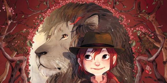 Pamiętniki Wisienki tom 1 Skamienałe zoo Gitarą Rysowane