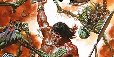 Conan – Miecz barbarzyńcy t. 1: Kult Kogi Thuna Imaginaria