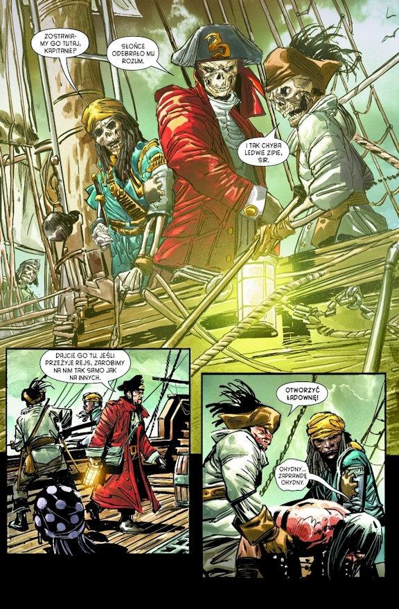 Conan – Miecz barbarzyńcy t. 1: Kult Kogi Thuna 1 Imaginaria