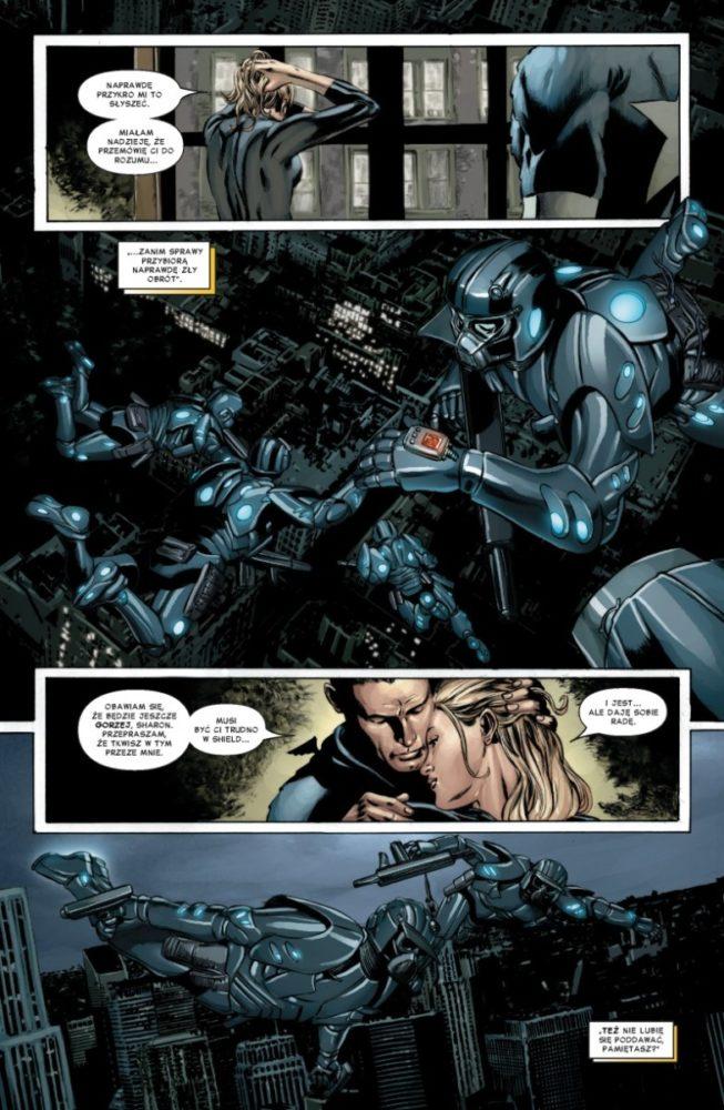 Śmierć Kapitana Ameryki 2 Imaginaria