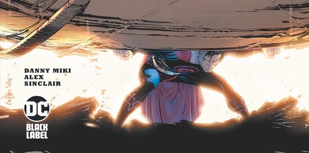 Superman Rok pierwszy Imaginaria