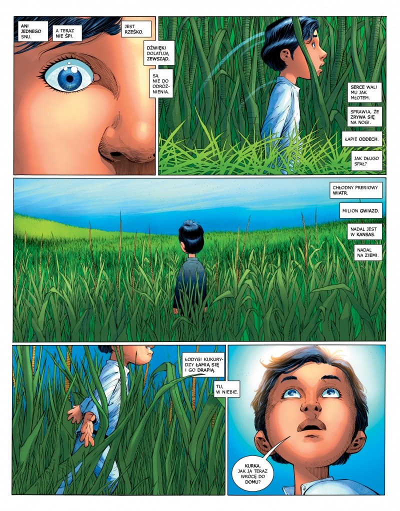 Superman Rok pierwszy 1 Imaginaria