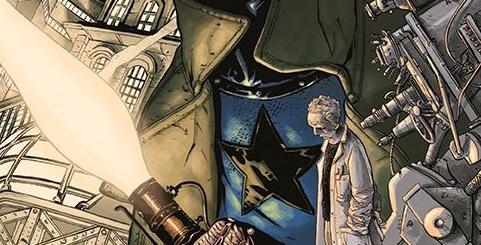Doktor Star i królestwo straconej przyszłości Imaginaria