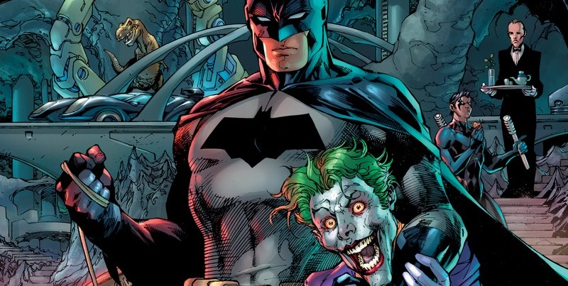 Batman Detective Comics #1000 Imaginaria