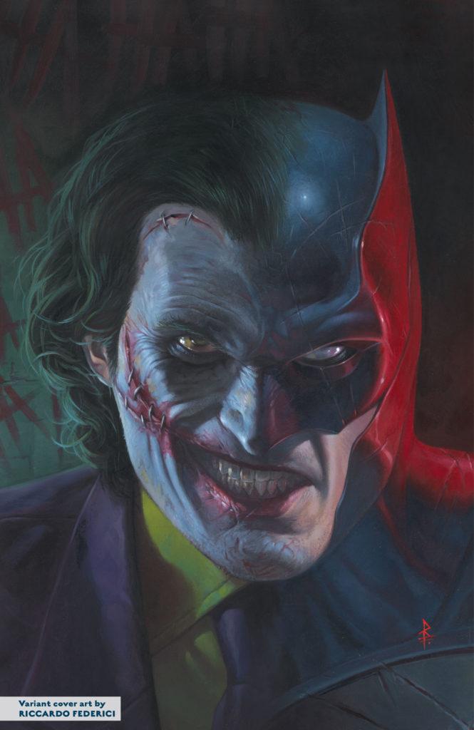 Batman Detective Comics #1000 Alt Okładka Imaginaria