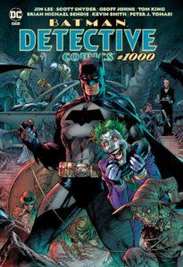 Batman Detective Comics #1000 Okładka Imaginaria