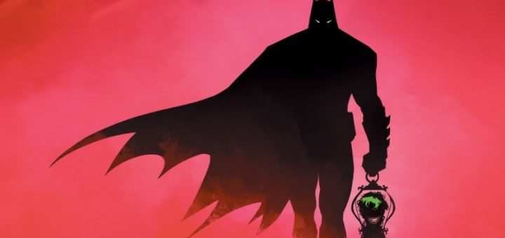 Batman Ostani rycerz na Ziemi Imaginaria