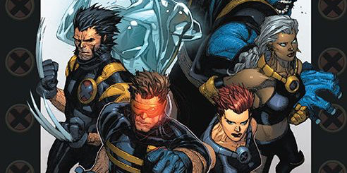 Ultimate X-Men tom 1 Imaginaria