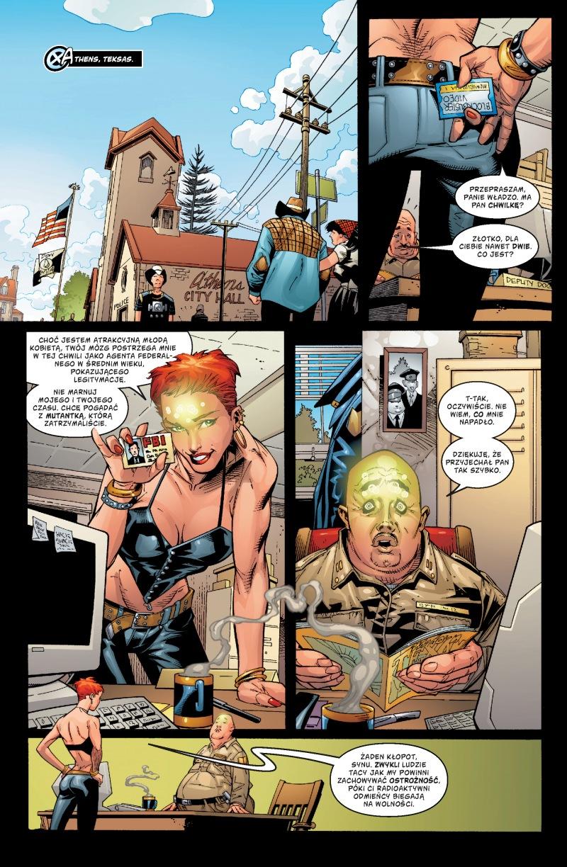 Ultimate X-Men tom 1 1 Imaginaria