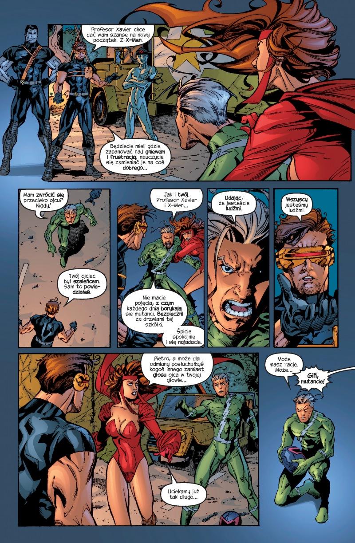 Ultimate X-Men tom 1 2 Imaginaria