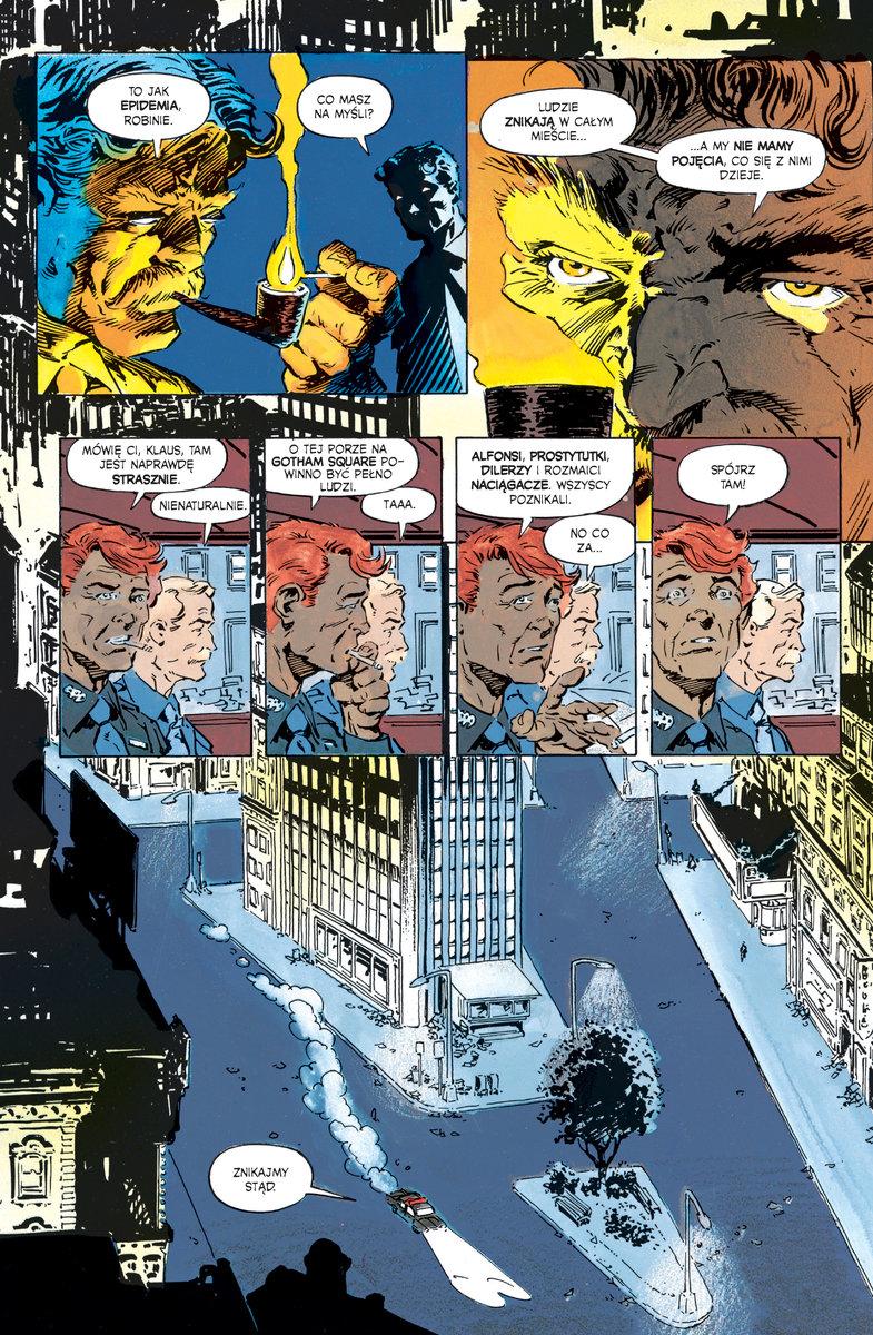 Batman Sekta 1 Imaginaria