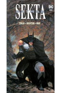 Batman Sekta Okładka Imaginaria