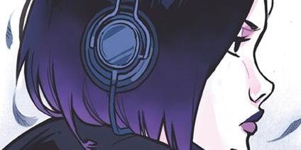 Młodzi Tytani Raven Imaginaria