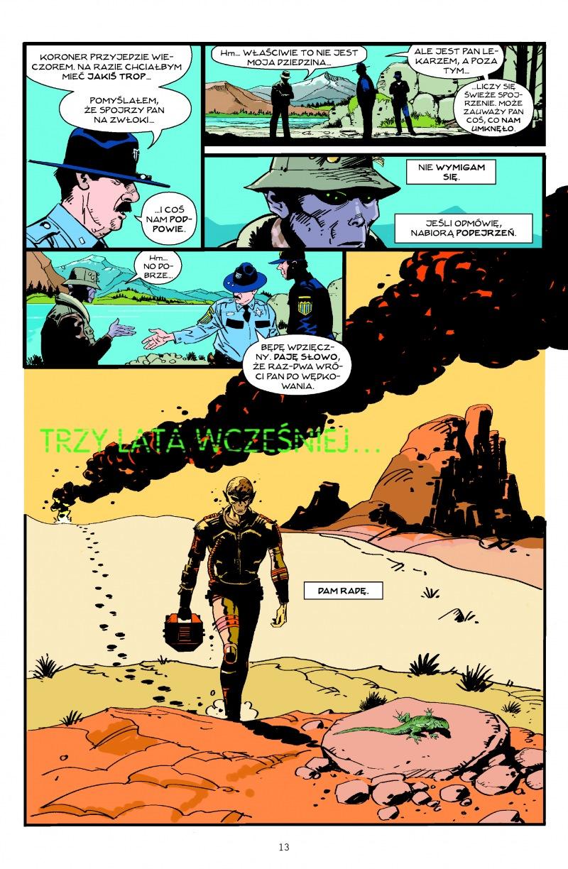 Resident Alien tom 1 Witamy na ziemi 1 Imaginaria