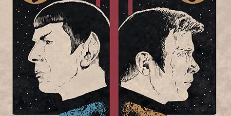 Star Trek Rok piąty Imaginaria